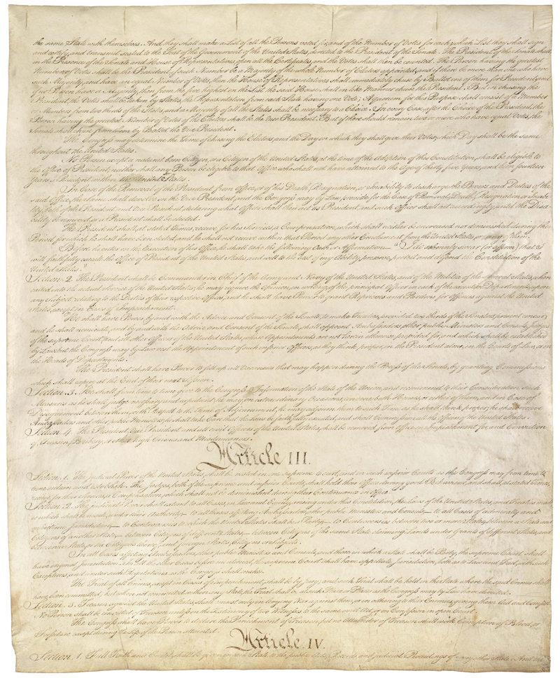 United States Constitution - Page 3